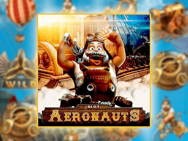 Играйте на автомате Aeronauts на деньги