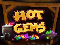 Игровой автомат Hot Gems с бонусами на Вулкан Гранд