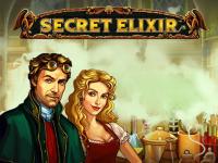 Игровой автомат Secret Elixir на зеркале казино Вулкан