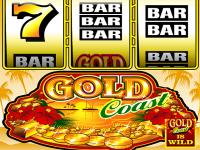 На реальные рубли автомат Gold Coast