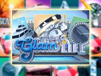 Игровой автомат Mega Glam Life с бонусом