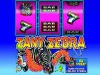 Автомат Zany Zebra – играйте онлайн на деньги