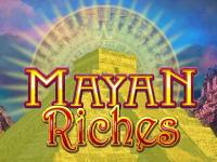 Игровой аппарат Mayan Riches от IGT Slots