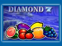 Азартный игровой автомат Diamond 7 с бонусом