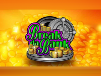 Break Da Bank автомат с выводом денег