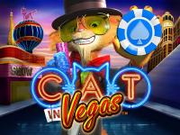 Кот в Лас-Вегасе