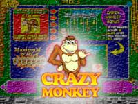 Игровой автомат на деньги Crazy Monkey
