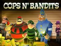Азартный игровой автомат Cops N' Bandits с сюжетом