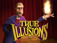 Выгодные способы игры в True Illusions помогут выиграть на зеркале